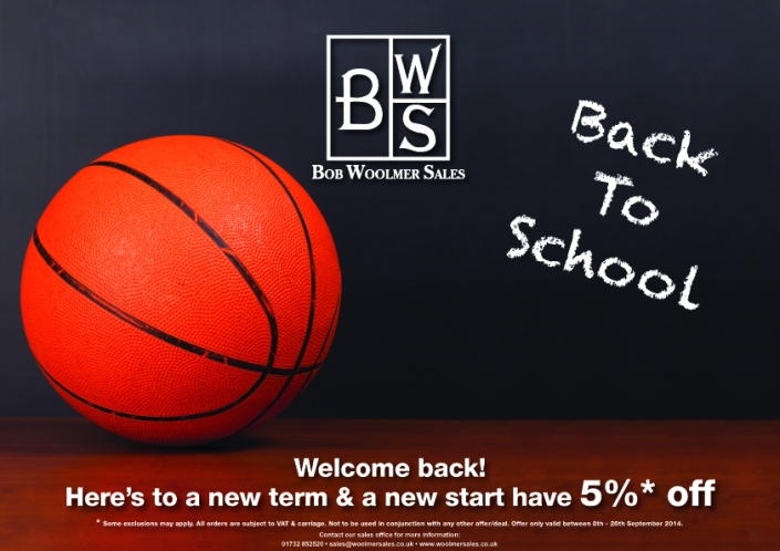 Back To School 5% Discount